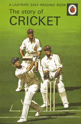 The Story Of Cricket cover
