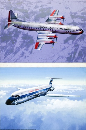Lockheed L.188C Electra & BAC One Eleven, Series 300