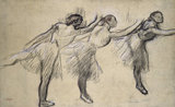 Three Studies of a Ballerina