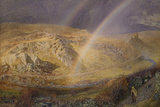 A November Rainbow, Dolwyddelan Valley, November 11, 1866, 1 p.m.