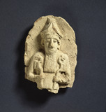 votive plaque fragment
