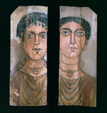 Two Portraits of a Woman