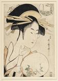 Kisegawa of Matsuba-ya