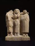 Group statuette