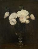 Still Life: Malmaison Roses