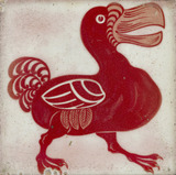 Tile with Dodo