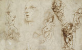 Various Studies, chiefly for the Borghese-Beckford St Catherine