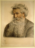 Portrait of Thomas Combe, Printer to the University (1797-1872)