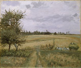 Landscape at Pontoise