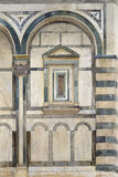 The Baptistery, Florence; : Study of the upper Part of the right-hand Compartment on the south-west Façade