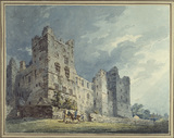Bolton Castle, Yorkshire
