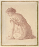 Seated Figure of a Woman