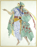 Costume Design for a Dancer