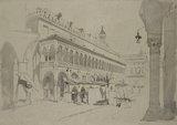 The Palazzo della Ragione and Piazza delle Erbe, Padua