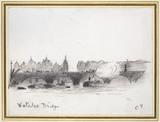 Study of Waterloo Bridge