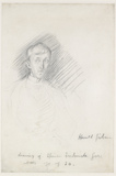 Portrait of Frederick Spencer Gore (1878 - 1914)