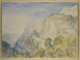 Mount Lebanon and the Convent of St Antonio