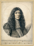 Portrait of John Aubrey