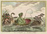 Venus a la Coquelle:-or- the Swan-sea Venus