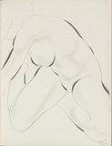 Sketchbook: Drawings of B.W. 1928-1930 & S.M.'s hands