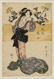 Flower Competition (Furyu hana-awase)