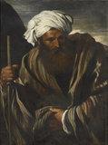 An oriental Figure