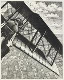 Banking at 4,000 feet, 1917