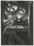 Acetylene Welders, 1917