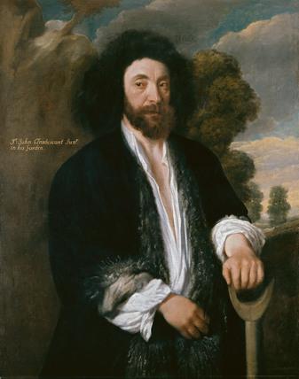 John Tradescant the Younger as a Gardener
