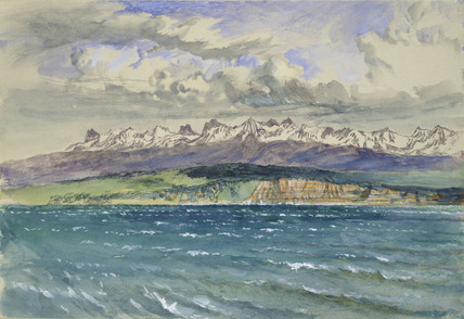 Afternoon in Spring, with south Wind, at Neuchâtel