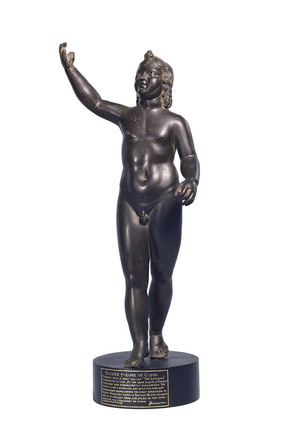 Statuette of Cupid