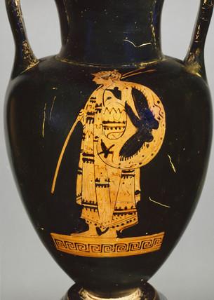 Nolan- amphora