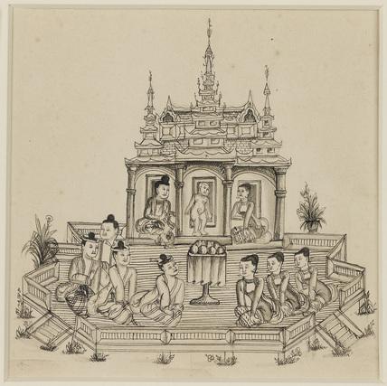 Visvantara Jataka