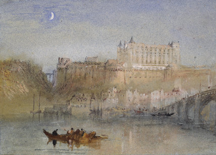 The Bridge and Chateau at Amboise