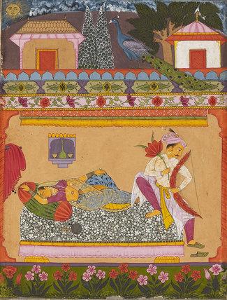 Lovers at Dawn: Raga Vibhasa