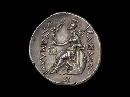 Head of Alexander / Athena