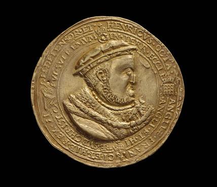 Henry VIII medal
