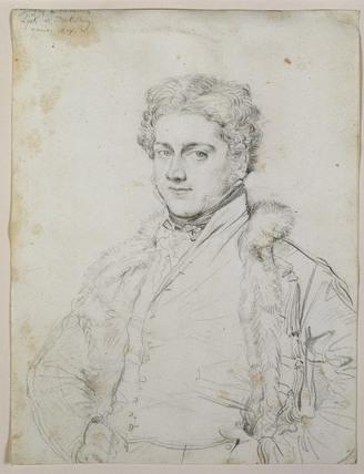 Portrait of Charles Robert Cockerell