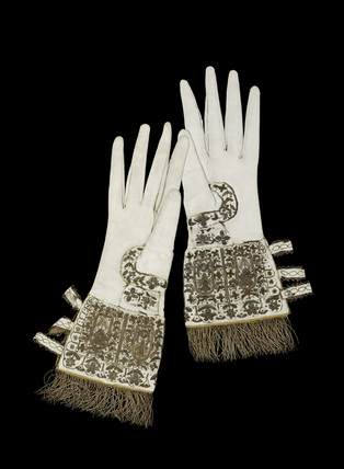 Queen Elizabeth I's gloves