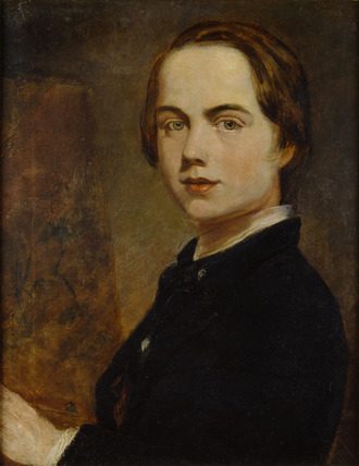 Self-portrait at the Age of 14