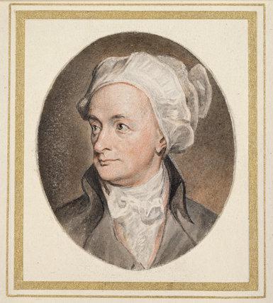 Portrait of William Cowper