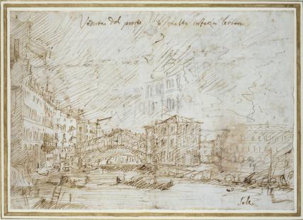 Venice: The Ponte di Rialto