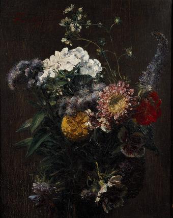 Still Life: mixed Flowers
