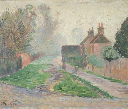 November Morning, Epping