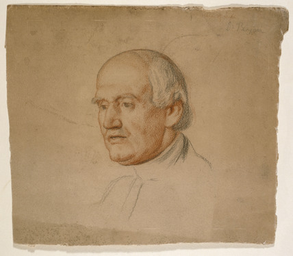Portrait of Dr Bloxham