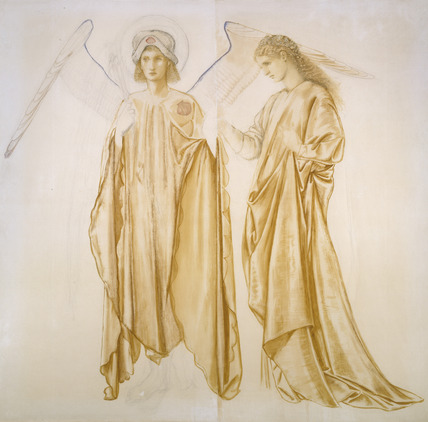 Love bring in Alcestis