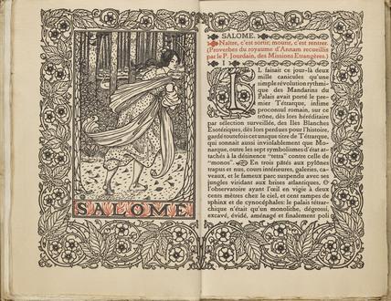 Salomé from 'Jules Laforgue: Moralites Legendaires (tome premier)'
