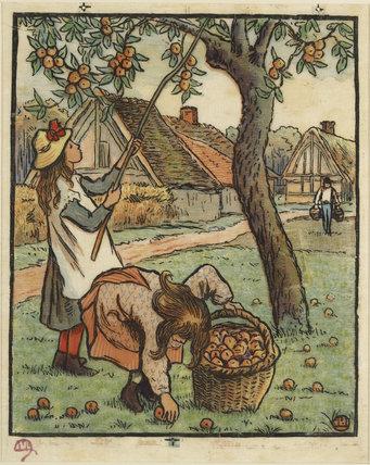 La Cuielle des Pommes