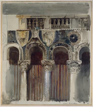 Casa Loredan, Venice