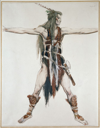 Costume Design for Siegried